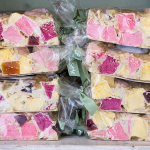 Sweetness The Patisserie White Chocolate Rocky Road