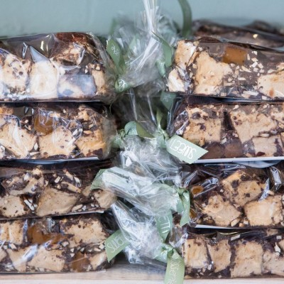 Sweetness The Patisserie Salted Caramel Rocky Road