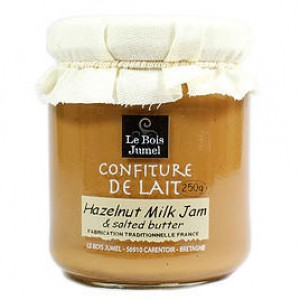 A Taste Of Paris Milk Jam Hazelnut