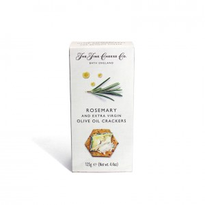 The Fine Cheese Company  Rosemary Crackers 125g