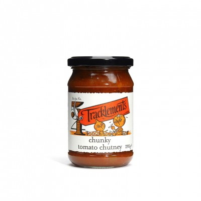 Tracklement's Chunky Tomato Chutney