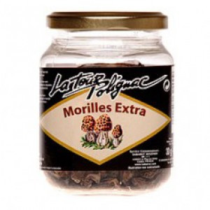 Morilles Dried Mushrooms 30g