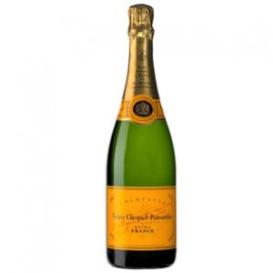Add Bottle Veuve Clicquot Champagne