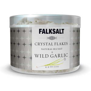 Falksalt Wild Garlic Flavoured Salt