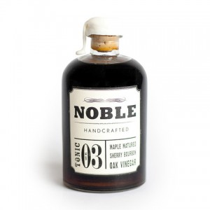 Noble Tonic 03 Sherry Bourbon Vinegar