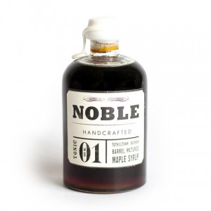 Noble Tonic 01 Barrel Matured Maple Syrup