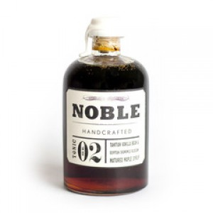 Noble Tonic 02 Vanilla Bean Maple Syrup