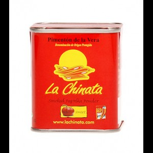 La Chinata Sweet Spanish Paprika 70g