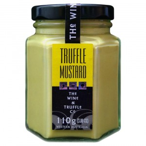 The Wine and Truffle Company Truffle Mustard